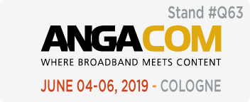 Meet us at ANGACOM