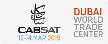 Let's meet in Cabsat 2019