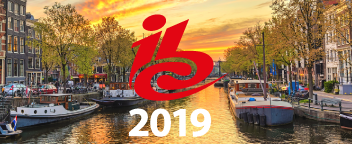 Come Visit us at IBC 2019