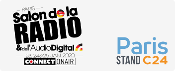 Let's meet at Le Salon de la radio 2020