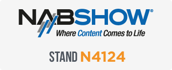 Come Visit us at NAB 2019