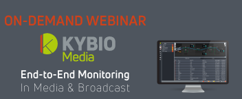 On-Demand Webinar: End-to-End Monitoring for Media and Broadcast