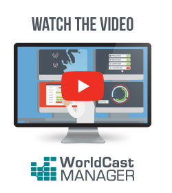 WorldCast Manager ticketing module