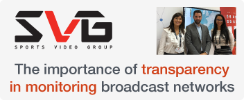 IBC 2018 Reflections: WorldCast Connect's Mathieu Yerle on the importance of transparency in monitoring broadcast networks