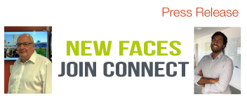 New faces join CONNECT In Support Of Rapid International Expansion